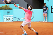 Casper Ruud of Norway during the Mutua Madrid Open 2021, Masters 1000 tennis tournament on May 6, 2021 at La Caja Magica in Madrid, Spain - Photo Laurent Lairys / ProSportsImages / DPPI