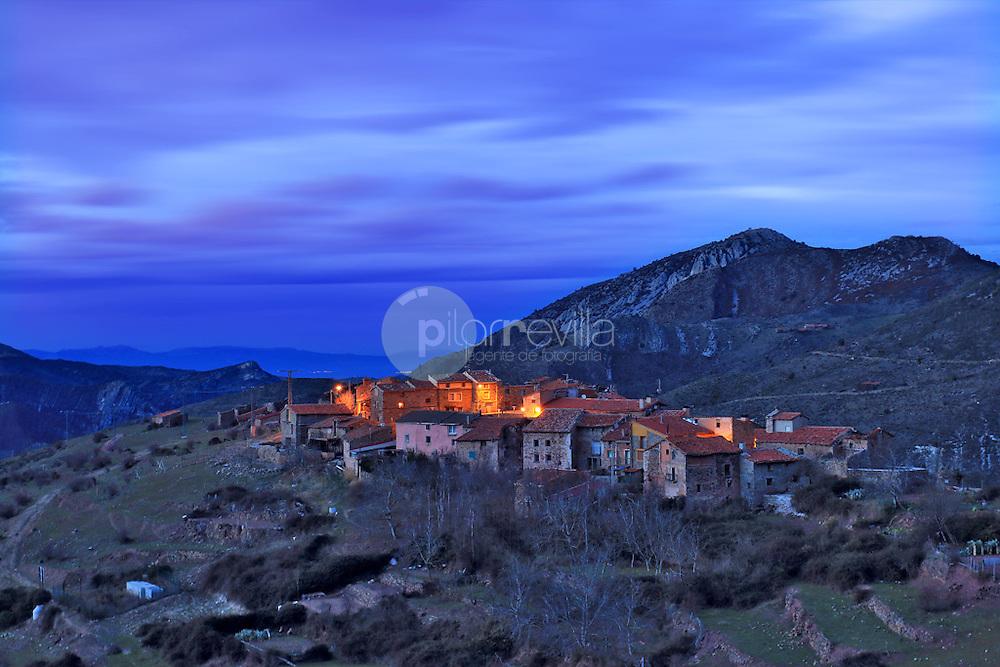 San Vicente de Robres. Reserva de la Biosfera. La Rioja ©Daniel Acevedo / PILAR REVILLA