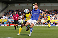 Sheffield Wednesday defender Tom Lees (15) during the EFL Sky Bet Championship match between Burton Albion and Sheffield Wednesday at the Pirelli Stadium, Burton upon Trent, England on 26 August 2017. Photo by Richard Holmes.