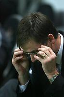 Photo: Andrew Unwin.<br /> Newcastle United v Reading. The Barclays Premiership. 06/12/2006.<br /> Newcastle's Glenn Roeder.