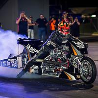 Mark Ashelford - 1538 - Attitude Racing - Attitude (Bullet) Nitro Harley - Top Fuel Motorcycle (TFM/T)