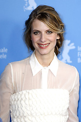 61053622<br /> Melanie Laurent attends Aloft photocall at the 64th Berlin International Film Festival / Berlinale 2014, in Berlin, Germany. Wednesday, 12th February 2014. Picture by  imago / i-Images<br /> UK ONLY