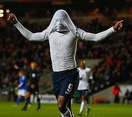 England Under 21 v Finland U21 141113