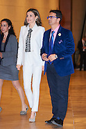 030217 Queen Letizia Attends the Rare Diseases World Day Event