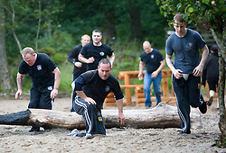 The Institute Of Krav Maga Scotland held the first ever 'Krav Island' Seminar on Sunday 22nd August on the beautiful Inchcailloch Island, Loch Lomond..Pic ©2010 Michael Schofield. All Rights Reserved.
