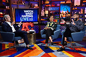 """August 12, 2021 - NY: Bravo's """"Watch What Happens Live With Andy Cohen"""" - Episode: 13139"""
