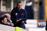 Dave Conlon. Stockport County FC 1-1 Boreham Wood FC. Vanarama National League. Edgeley Park. 23.1.21