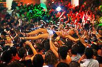 España. Islas Baleares. Ibiza. Sant Antoni.<br /> Fiesta del Agua en la Discoteca Es Paradis.<br /> <br /> © JOAN COSTA