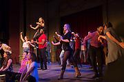 Bristol Old Vic - Theatre school performance