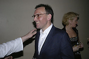 Simon Keeling, Simon Keeling 50th Birthday. Cabinet War Rooms, Cabinet War Rooms, Clive Steps, King Charles St, W1 23 January 2007.  -DO NOT ARCHIVE-© Copyright Photograph by Dafydd Jones. 248 Clapham Rd. London SW9 0PZ. Tel 0207 820 0771. www.dafjones.com.