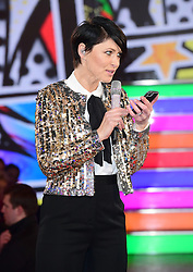 Host Emma Willis outside the Celebrity Big Brother house at Elstree Studios in Borehamwood, Herfordshire, during the launch of the latest series of the Channel 5 reality TV programme.