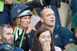 Zara Philips, (GBR) - Jumping Eventing - Alltech FEI World Equestrian Games™ 2014 - Normandy, France.<br /> © Hippo Foto Team - Jon Stroud<br /> 31-08-14