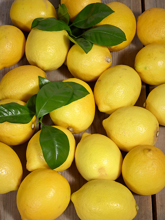 Citrondessert