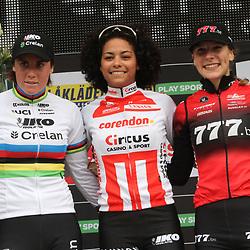 13-10-2019: Cycling: Superprestige Cyclocross: Gieten