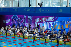 Championnats de France 25m - 14 November 2018