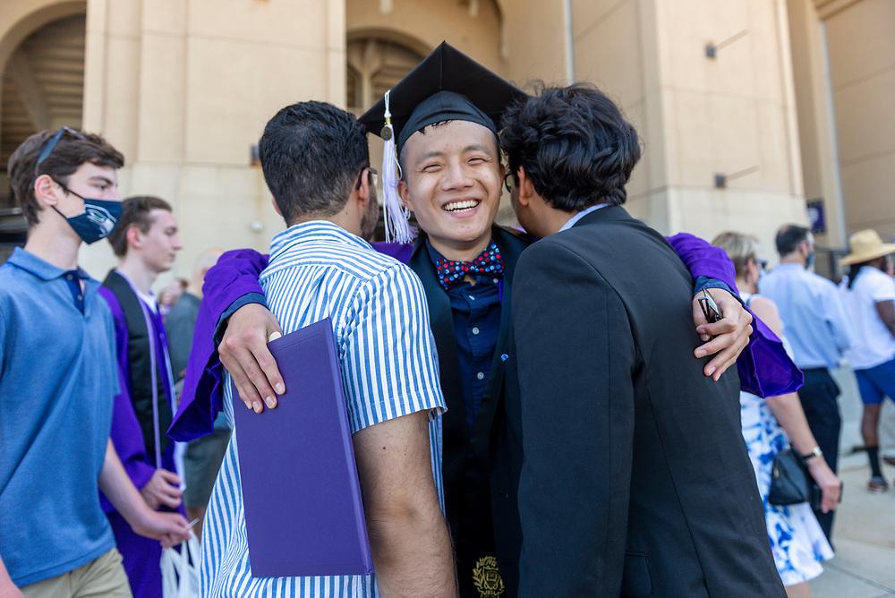 Northwestern University Commencement 2021