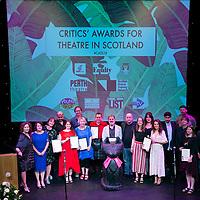 Critics Awards for Theatre in Scotland