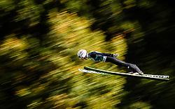 06.10.2013, Bergisel, Innsbruck, AUT, OeSV, Oesterreichische Staatsmeisterschaften Ski Nordisch, im Bild Stefan Kraft (AUT). EXPA Pictures © 2013, PhotoCredit: EXPA/ Juergen Feichter