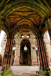 Melrose Abbey, Melrose, Scottish Borders<br /> <br /> (c) Andrew Wilson | Edinburgh Elite media