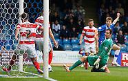 Gillingham v Doncaster Rovers 050915