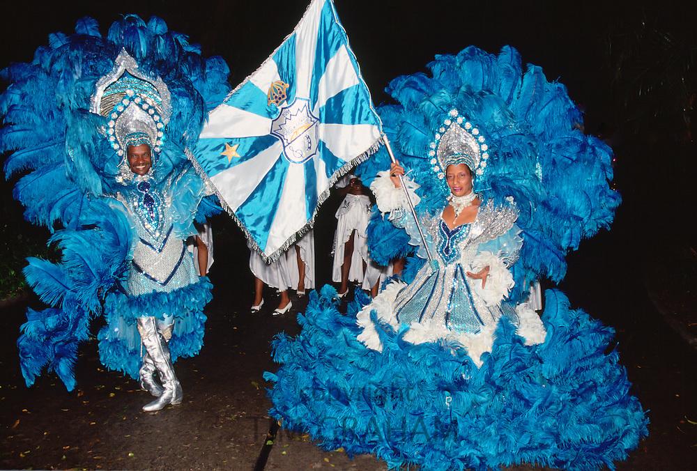 Rio Carnival Dancers, Rio de Janeiro, Brazil