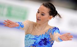 27.03.2010, Torino Palavela, Turin, ITA, ISU World Figure Skating Championships Turin 2010, Ladies free skating final, im Bild Sarah Hecken (GER). EXPA Pictures © 2010, PhotoCredit: EXPA/ InsideFoto/ Perottino / SPORTIDA PHOTO AGENCY