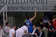 DESCRIZIONE : Trento Nazionale Italia Uomini Trentino Basket Cup Italia Cina Italy China<br /> GIOCATORE : Davide Pascolo<br /> CATEGORIA : postgame curiosita<br /> SQUADRA : Italia Italy<br /> EVENTO : Trentino Basket Cup<br /> GARA : Trentino Basket Cup Italia Cina Italy China<br /> DATA : 18/06/2016<br /> SPORT : Pallacanestro<br /> AUTORE : Agenzia Ciamillo-Castoria/Max.Ceretti<br /> Galleria : FIP Nazionali 2016<br /> Fotonotizia : Trento Nazionale Italia Uomini Trentino Basket Cup Italia Cina Italy China