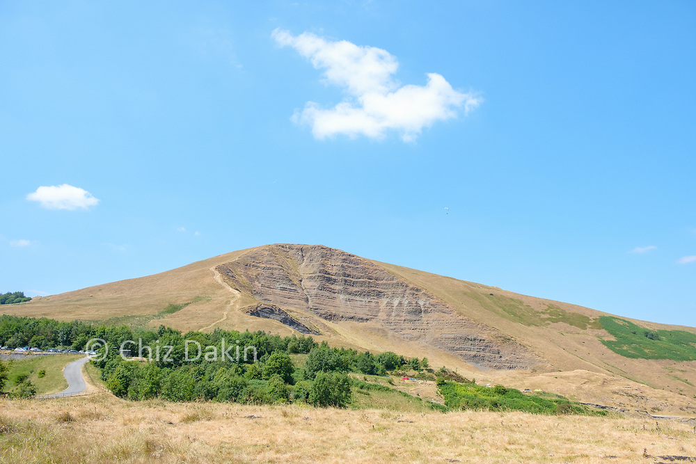 Mam Tor - the shivering mountain