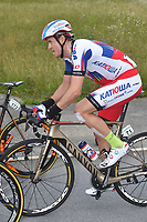 KRISTOFF  Alexander (Nor) during the 79th Tour of Switzerland 2015, Stage 4, Flims Laax Falera-Schwarzenbach SG (193Km), Switzerland, on June 15, 2015 - Photo Tim de Waele / DPPI