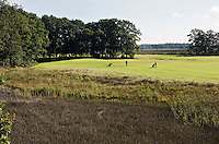 BEETSTERZWAAG -   Hole 15, Golf & Country Club Lauswolt .  Copyright Koen Suyk