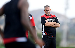 Bristol City first team coach, John Pemberton   - Mandatory by-line: Joe Meredith/JMP - 19/07/2016 - FOOTBALL - Bristol City pre-season training camp, La Manga, Murcia, Spain