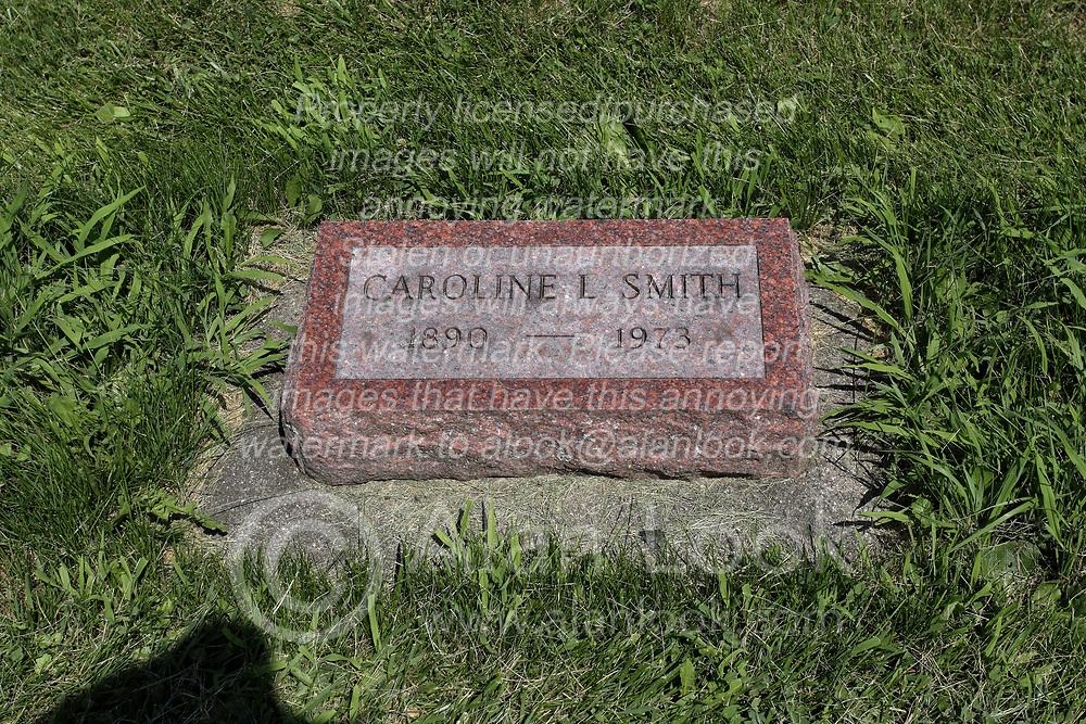 South Pleasant View Cemetery, Caroline L. Smith 1890 - 1973.