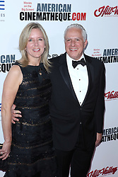 Barbara Nash, Mark Badagliacca at the 31st Annual American Cinematheque Awards Gala held at the Beverly Hilton Hotel on November 10, 2017 in Beverly Hills, California, United States (Photo by Art Garcia/Sipa USA)
