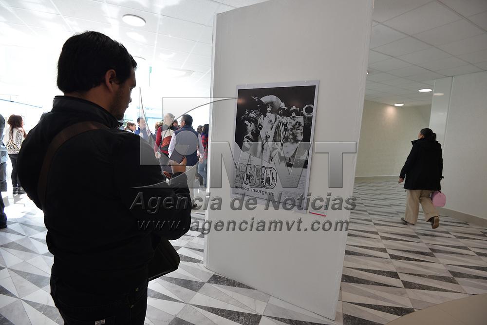 TOLUCA, México.- (Agosto 24, 2018).- Aspectos del edificio que albergara la Cineteca Mexiquense que fue inaugurada este día por el gobernador mexiquense, Alfredo del Mazo Maza. Agencia MVT / Crisanta Espinosa.