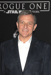 December 10, 2016 - Los Angeles, CA, United States of America - Robert Iger arriving at the Star Wars ''Rogue One'' World Premiere at the Pantages Theater on December 10 2016 in Hollywood, CA  (Credit Image: © Famous/Ace Pictures via ZUMA Press)