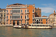 Grand Canal and Palaces - Venice Italy .<br /> <br /> Visit our ITALY HISTORIC PLACES PHOTO COLLECTION for more   photos of Italy to download or buy as prints https://funkystock.photoshelter.com/gallery-collection/2b-Pictures-Images-of-Italy-Photos-of-Italian-Historic-Landmark-Sites/C0000qxA2zGFjd_k