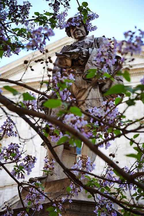 Chiesa Nuova <br /> <br /> Bilder av kulturskatter i Roma til boka Roma, historiske vandringer.  Skrevet av Nils Jøran Riedl, utgitt på  Gursli Berg forlag.