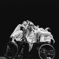 CanDoCo, a British-based dance company of disabled performers in