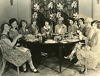 1927 Ladies of the Hollywood Studio Club on Lodi Pl.