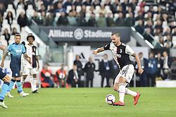 May 19, 2019 - Turin, Turin, Italy - Leonardo Bonucci of Juventus FC during the Serie A match at Allianz Stadium, Turin (Credit Image: © Antonio Polia/Pacific Press via ZUMA Wire)
