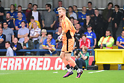 AFC Wimbledon Goalkeeper George Long (1) during the Pre-Season Friendly match between AFC Wimbledon and Watford at the Cherry Red Records Stadium, Kingston, England on 15 July 2017. Photo by Jon Bromley.