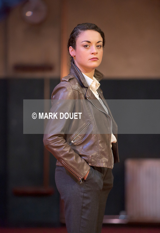 in The Nap at Sheffield Theatres. Directed by Richard Wilson. James Cotterill Designer. Johanna Town Lighting Designer