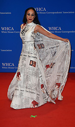 Nina Radcliff arrives for the White House Correspondents' Association (WHCA) dinner in Washington, D.C., on Saturday, April 29, 2017 (Photo by Riccardo Savi)  *** Please Use Credit from Credit Field ***