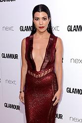 Kourtney Kardashian attending the Glamour Women of the Year Awards held at Berkeley Square Gardens, London.