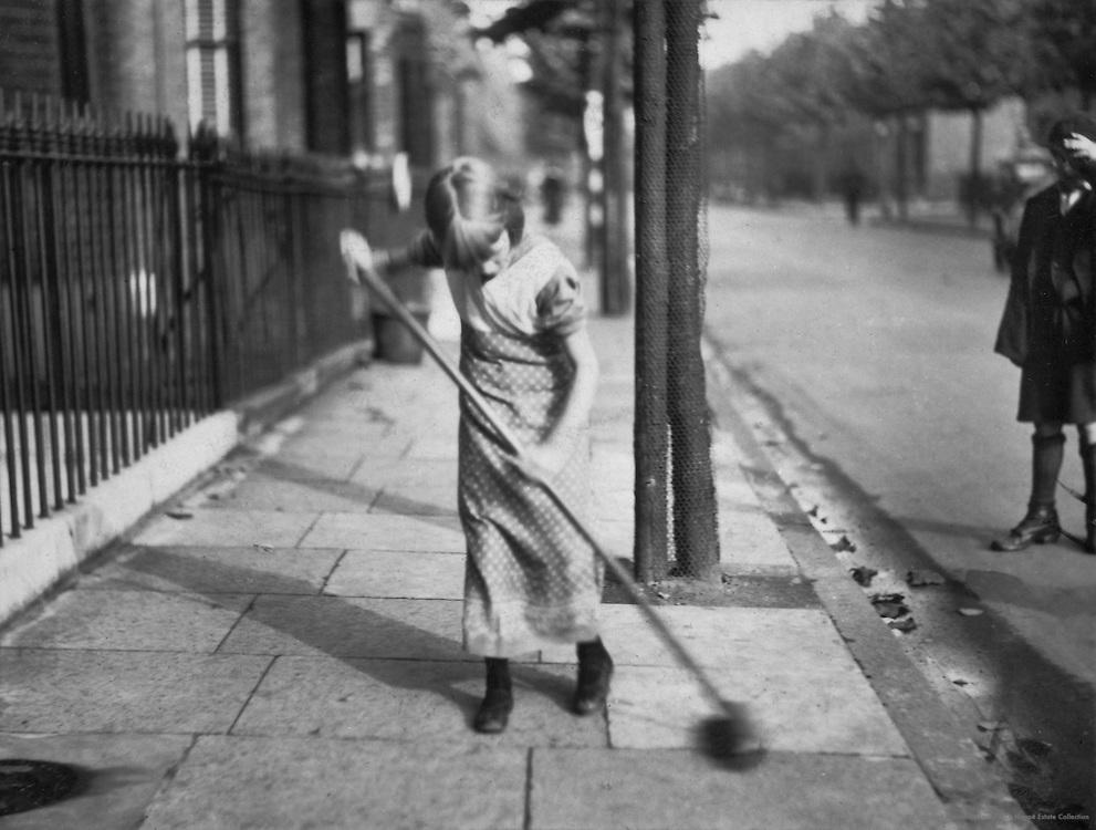 Little Chairwoman, London, 1934