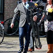 NLD/Huizen/20110402 - Uitvaart Floor van der Wal, Michiel van Erp