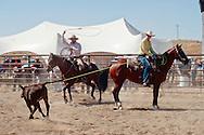 Wilsall Ranch Rodeo, Montana, Team Branding, Knockem Flat Cattle Co Team, Milee Malone, Justin O'Hair