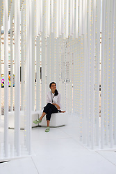 Turkey's entry to the London Design Biennale, 'housEmotion' which considers the emotional meaning of home in an age of increasingly transient living.<br /> <br /> A highlight of the global design calendar, London Design Biennale will see some of the world's most exciting and ambitious designers, innovators and curators gather in the capital to show how design impacts our very being and every aspect of our lives. <br /> <br /> This year, London Design Biennale takes place from 4-23 September at Somerset House. In response to the theme Emotional States, 40 countries, cities and territories from six continents will exhibit engaging and interactive design installations across the entirety of Somerset House. In an exhibition of outstanding ideas and creativity, international design teams will illustrate how design can challenge, delight, educate and surprise. London, September 03 2018.