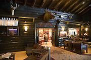 Lobby, El Tovar Hotel, South Rim Grand Canyon, Arizona<br />