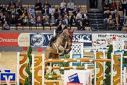 Bormann Finja, GER, A Crazy Son of Lavina<br /> Grand Prix Jumping<br /> Neumünster - VR Classics 2019<br /> © Hippo Foto - Stefan Lafrentz